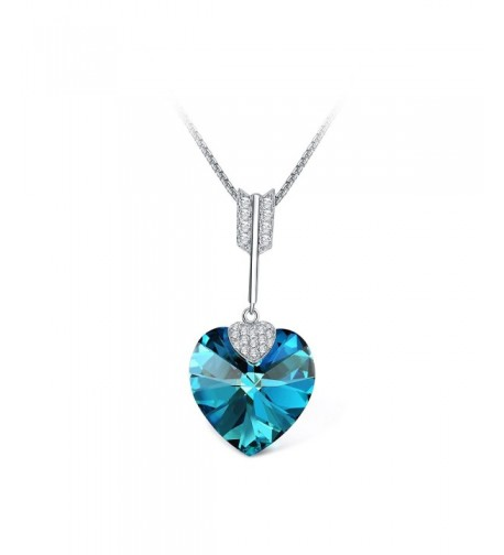 T400 Jewelers Necklace Swarovski Crystals