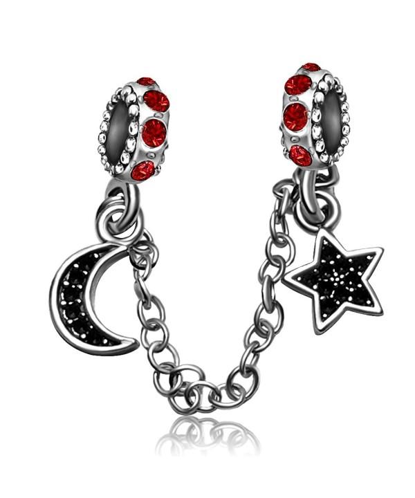 JMQJewelry Safety Chain Charms Bracelets