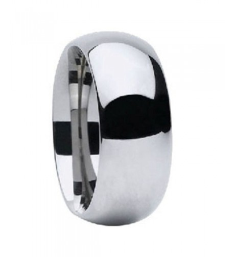 Polished Tungsten Carbide Classic Traditional