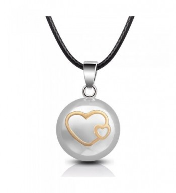 Eudora Harmony Pendant Pregnancy Necklace