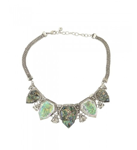 Fit Crystal Statement Necklace Fashion
