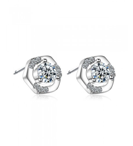 Earrings Classic Zirconia Diamond CONNIE Y