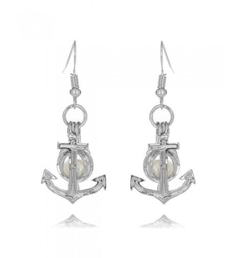 HENGSHENG Freshwater Cultured Pearls Earrings