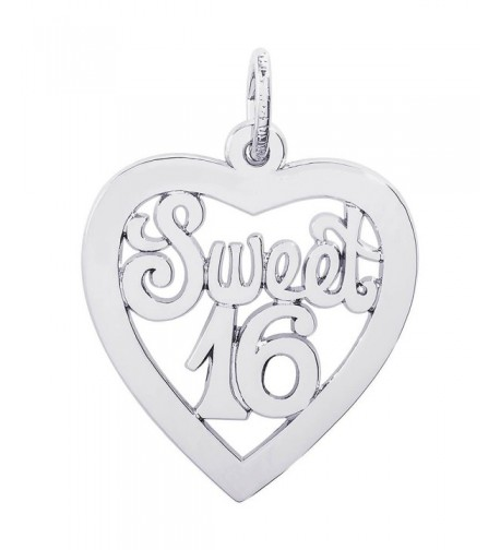 Rembrandt Charms Sweet Sterling Silver