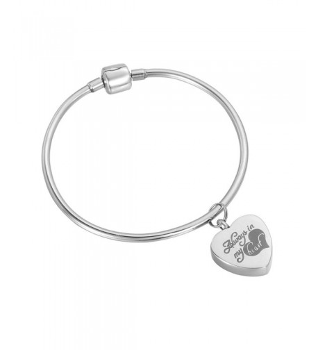 HooAMI Always heart Charm Bracelet