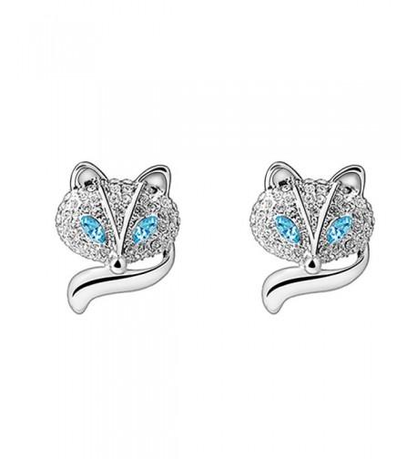 RARITYUS FashionSwarovski Austrian Crystal Earrings