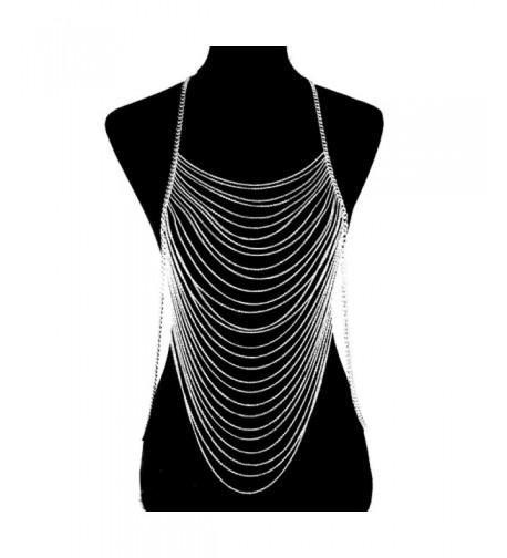 Celebrity Fashion Jewelry Statement Necklace