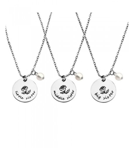 ZuoBao Sister Necklace Sisters Jewelry