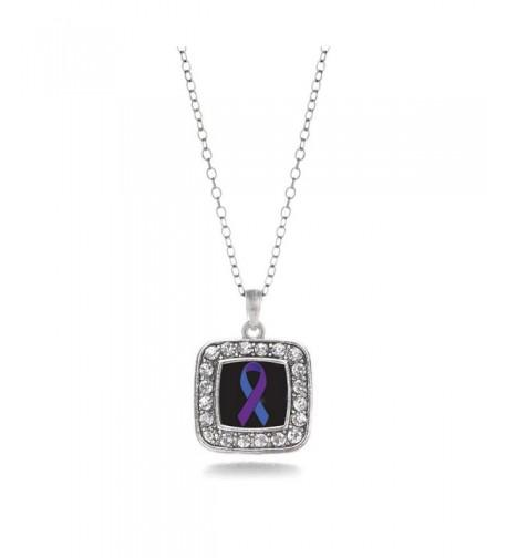 Rheumatoid Arthritis Classic Silver Necklace