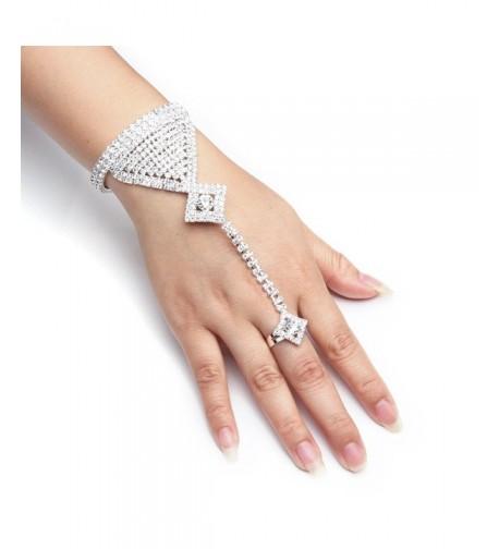 YUXI Wedding Harness Austria Crystal