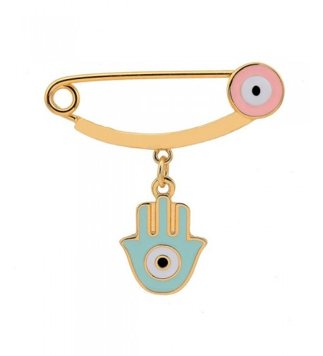 Enamel Brooches Brooch Dresses Plated