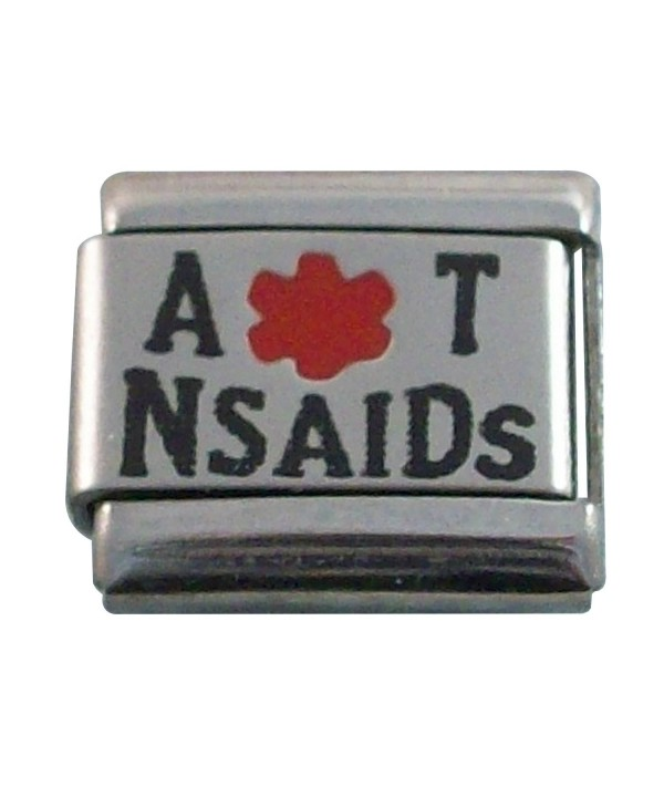 Nsaids Medical Italian Charms Bracelet