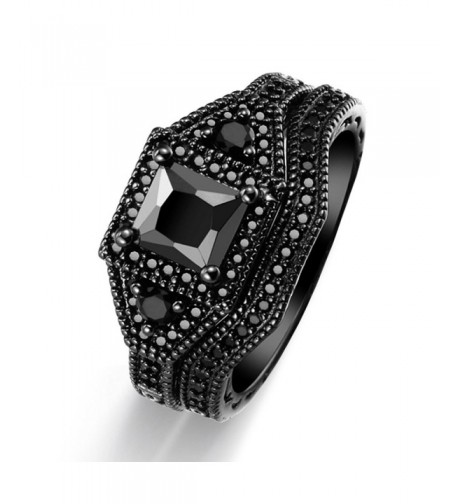 Womens Gothic Engagement Wedding Jewelrys