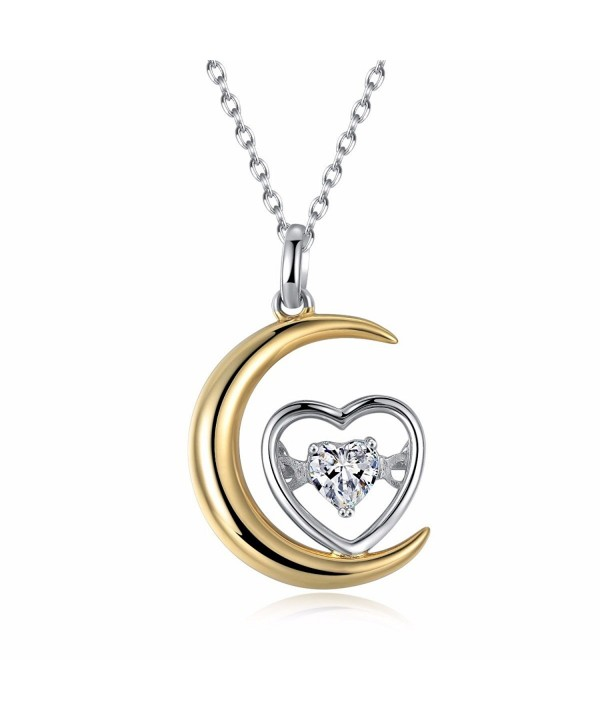 Caperci Sterling Pendant Necklace Engraved