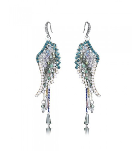 Navifoce Elegant Swarouski Atificial Crystal