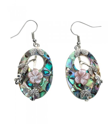 YACQ Jewelry Womens Flower Earrings
