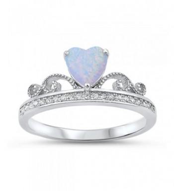 Sterling Silver Princess Tiara Promise