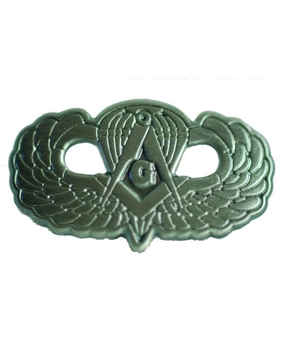 D9749 Masonic Airborne Parachutist Compass