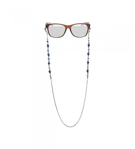 Crystal Eyeglass Lanyard Necklace Jewelry