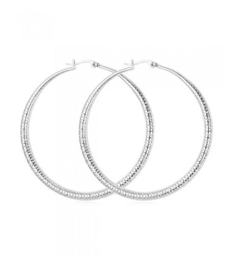 Women Earrings Plated Earring Platinum