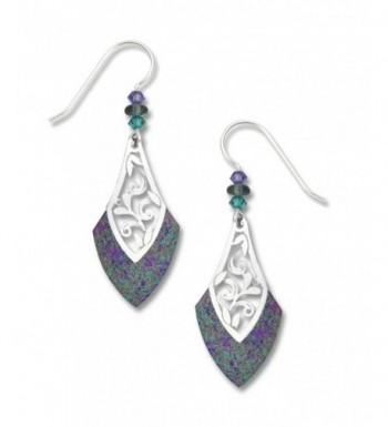 Adajio Sienna Necktie Earrings 7310