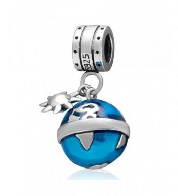 Choruslove Travel Pendant Bracelet Necklace