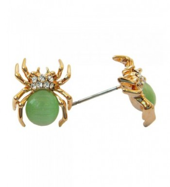 Navachi Created Opal Crystal Az2405s Earrings