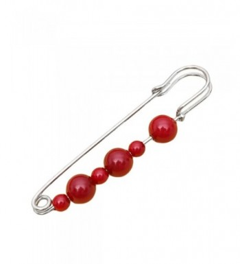 Fashion Jewelry Berries Silver Brooch