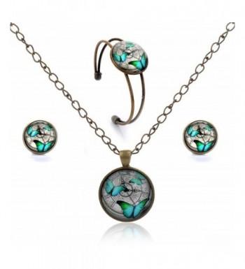 Earrings Bracelet Necklace 09000439 Princess