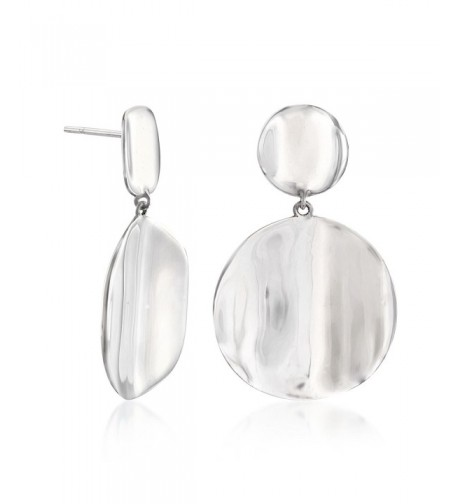 Ross Simons Italian Sterling Silver Earrings