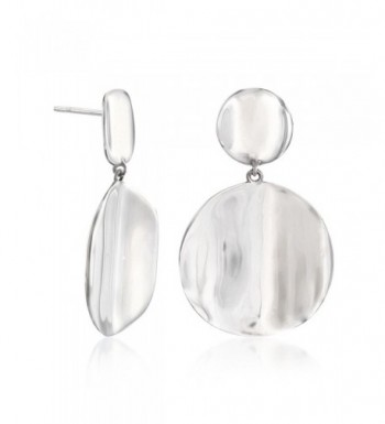 Ross Simons Italian Sterling Silver Earrings