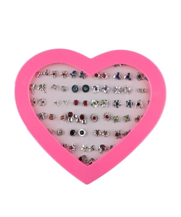 Baosity Charming Crystal Earring Piercing