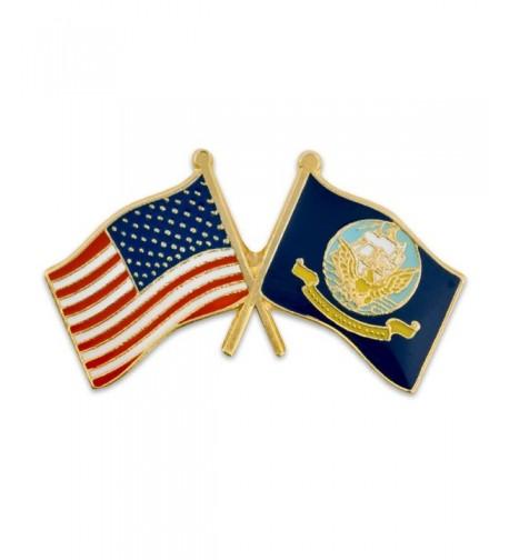 PinMarts United States Crossed Friendship