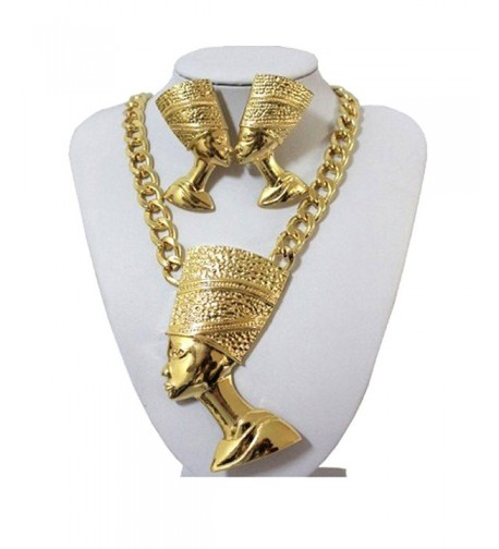 GALHAM Egyptian Nefertiti Cleopatra Necklace