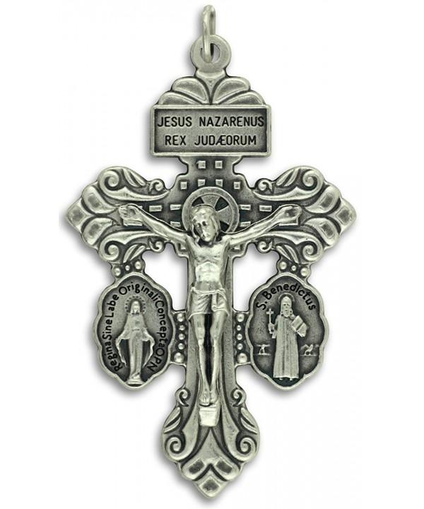 Pardon Indulgence Crucifix Miraculous Benedict