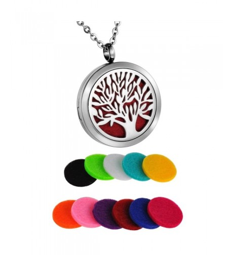 HooAMI Aromatherapy Essential Diffuser Necklace