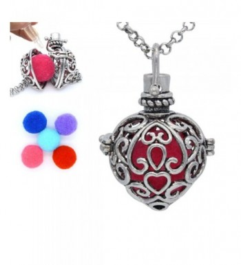Locket Essential Aromatherapy Diffuser Necklace