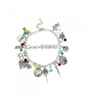 Thrones Bracelet Superheroes Inspired Collection
