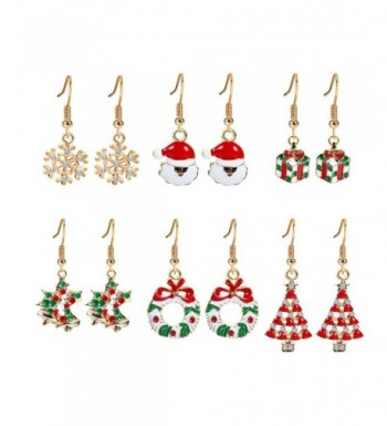Akvode Christmas Stockings Snowflake Thanksgiving
