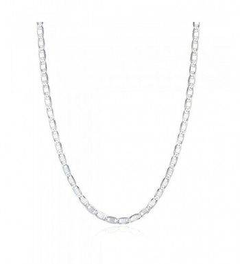 Sterling Silver Choker Necklace Mariner