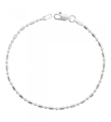 Sterling Silver Pallini Necklace Nickel