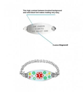 Women's ID Bracelets