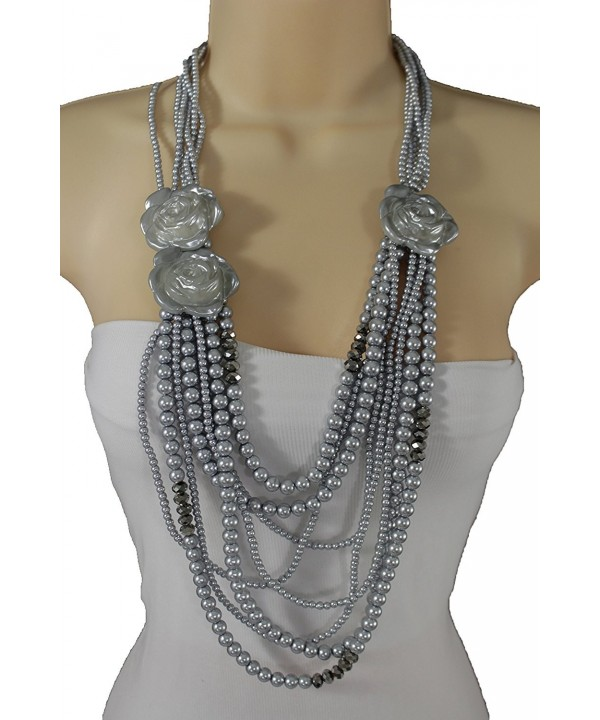 Strands Fashion Jewelry Necklace Pendant