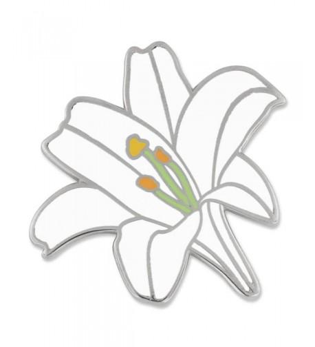 PinMarts Flower Boutineer Trendy Enamel