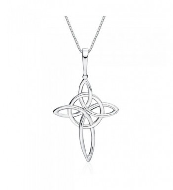 Victoria Jewelry Sterling Pendant Necklace