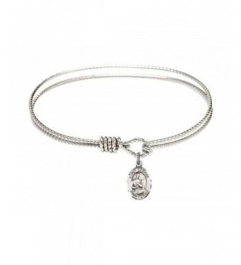Gerard Majella Charm Bangle Bracelet