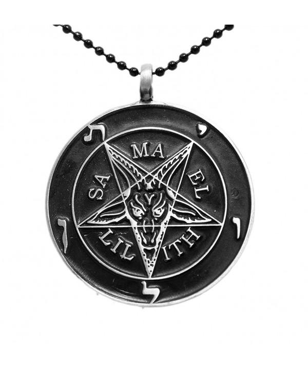 Exoticdream Inverted Pentagram Baphomet Sabbatic