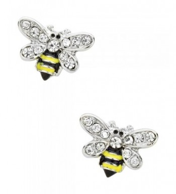 Liavys Bumble Bee Fashionable Earrings