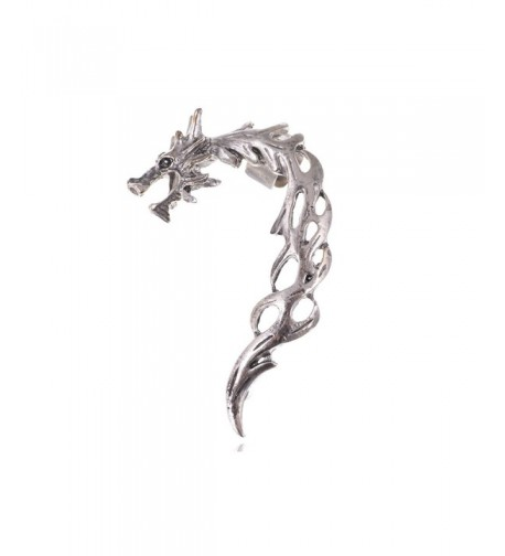 Alilang Silvery Battleground Shimmering Earring