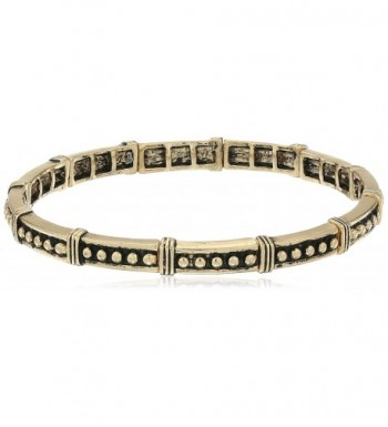 BCBGeneration Textured Wrapping Stretch Bracelet